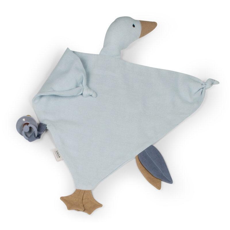Saga Copenhagen - Zoss mīļlupatiņa gaiši zilā krāsā