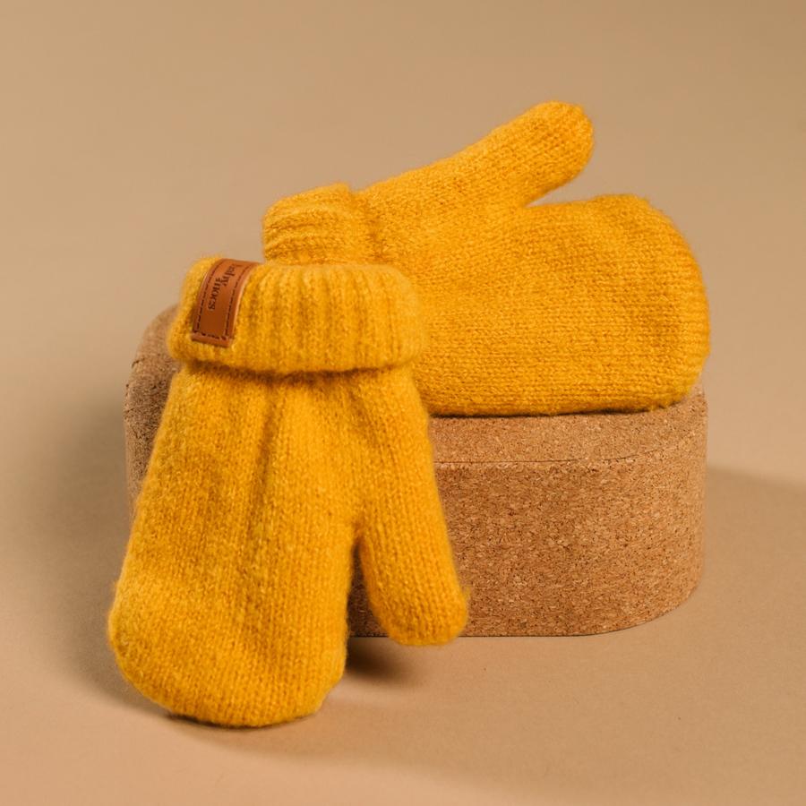 Baby Mocs dūrainīši sinepju dzeltena