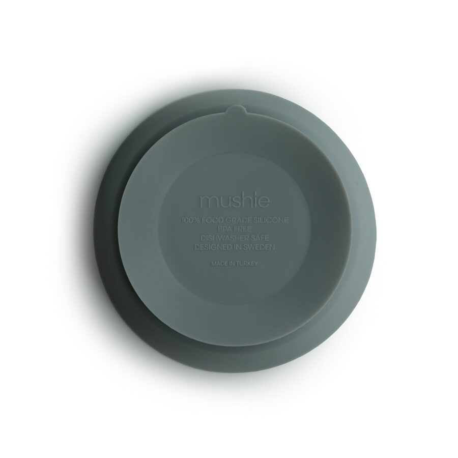 Mushie - silikona bļodiņa / Dried Theme