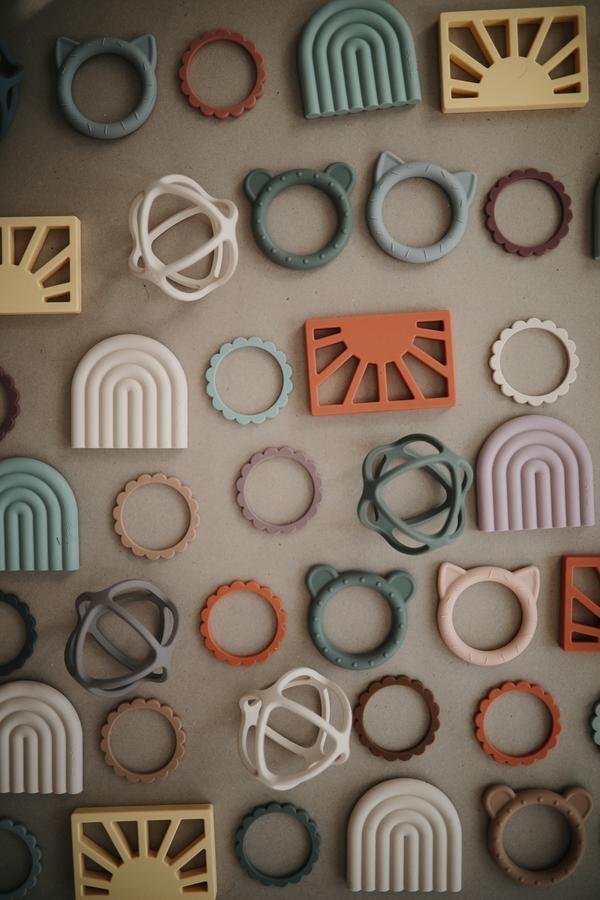 Mushie - silikona bumba / Dried theme