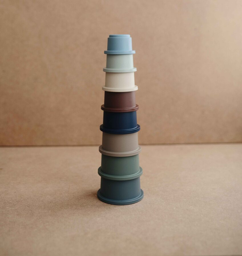 Mushie - trauciņi torņu būvēšanai / Forest