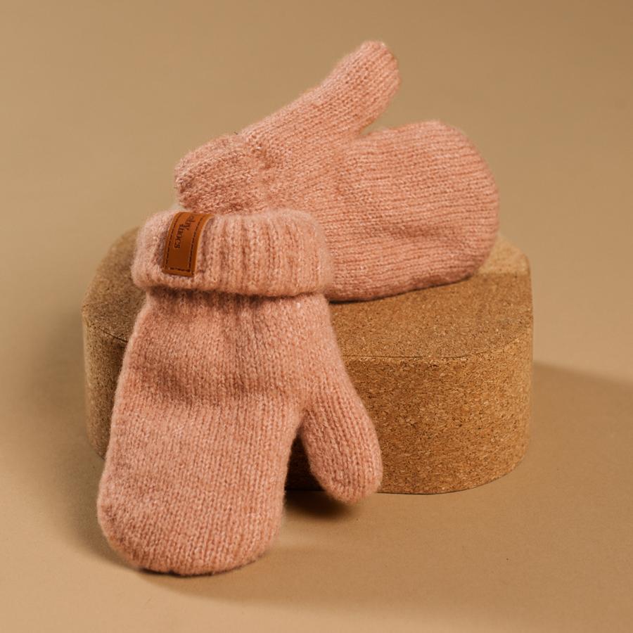 Baby Mocs dūrainīši rozā krāsā