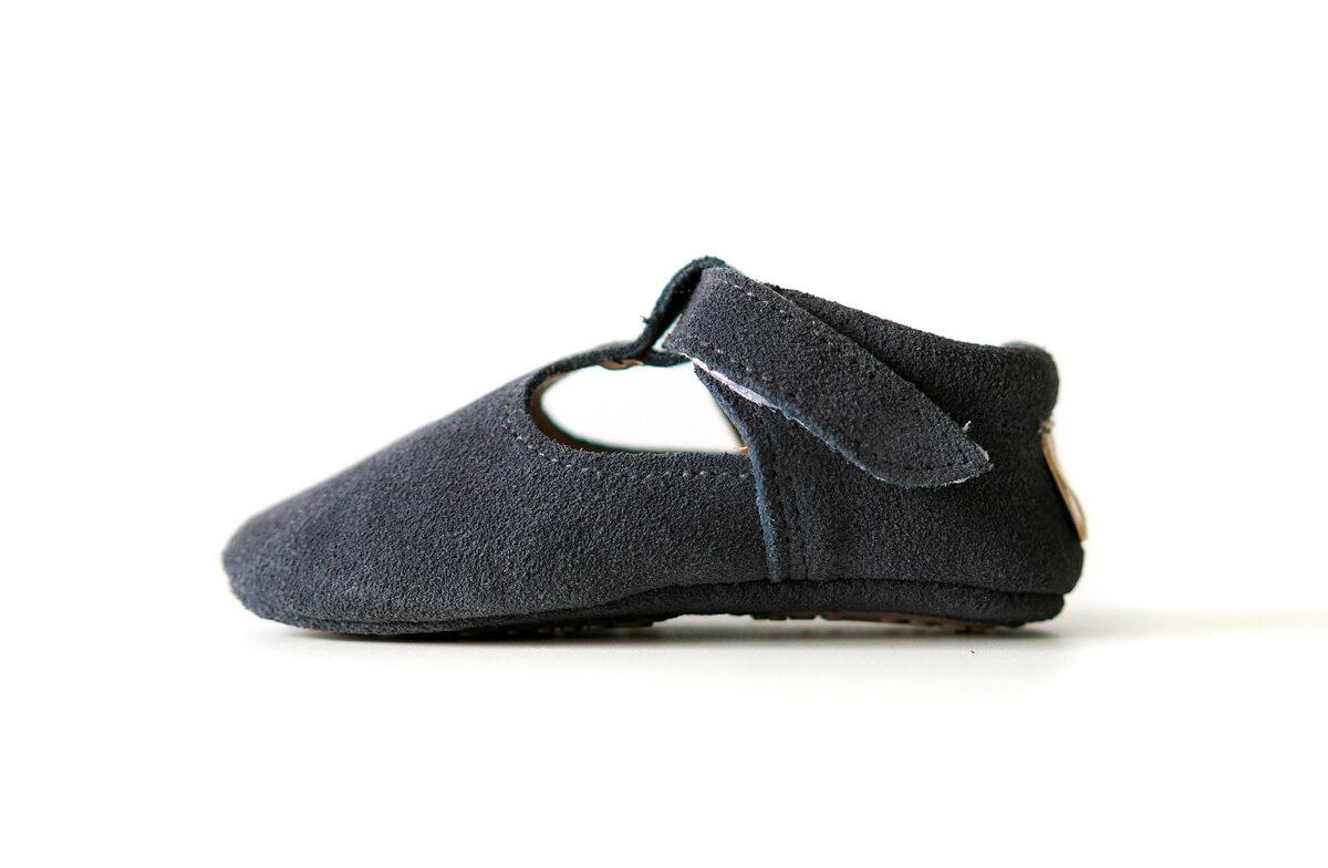 Sandalītes - Anchor gray 12 / 13 cm