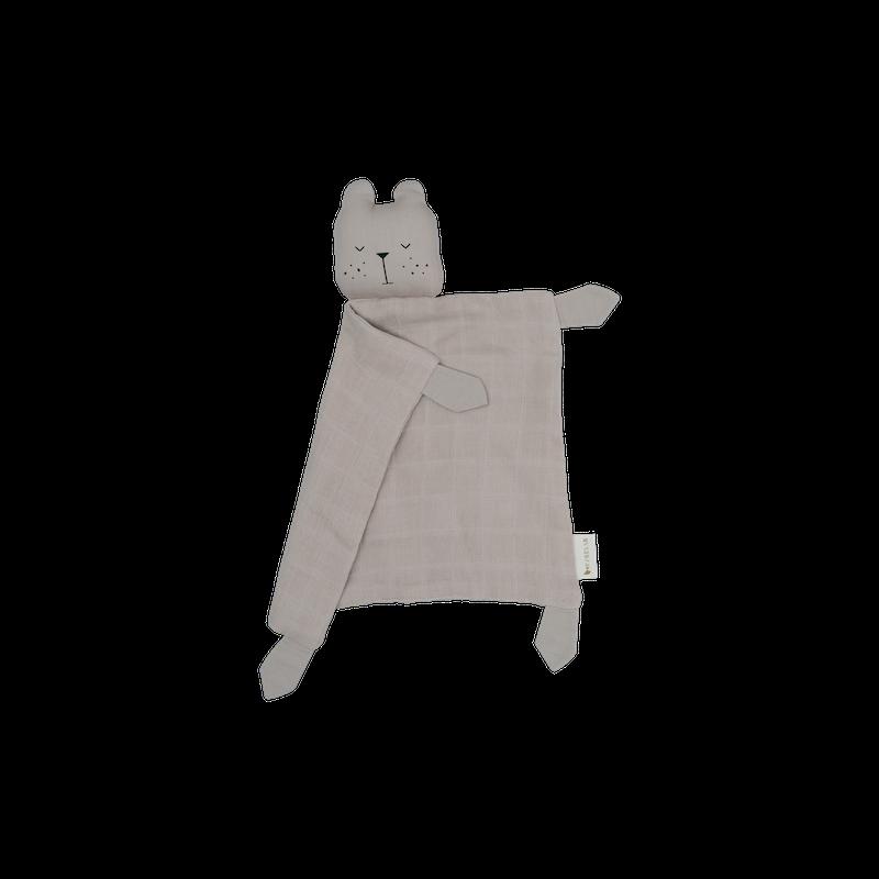 Mīļlupatiņa - Fabelab Bear Beige (Lācis bēšs)