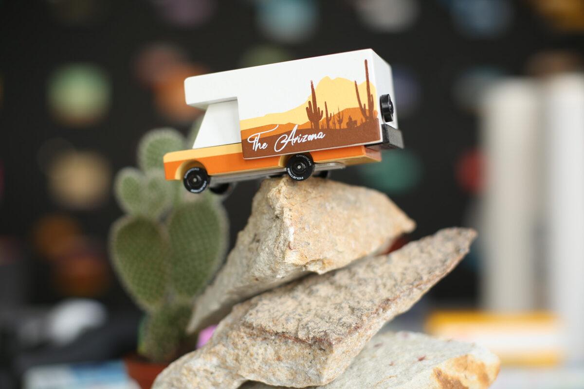 Candylab - Arizona camper koka automašīna