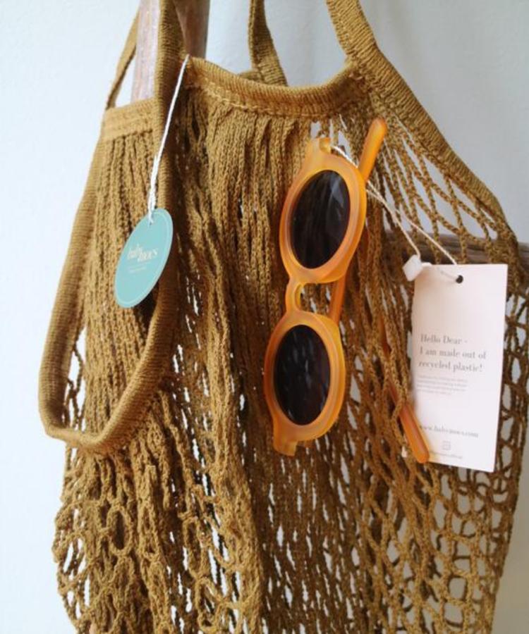 Babymocs - Eko maiss brūnā krāsā