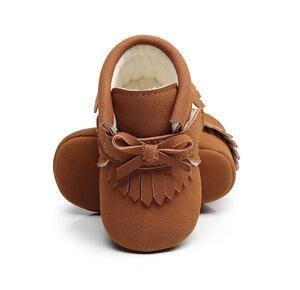 BabyMocs mazuļu čībiņas - Little Adventurer - Brow