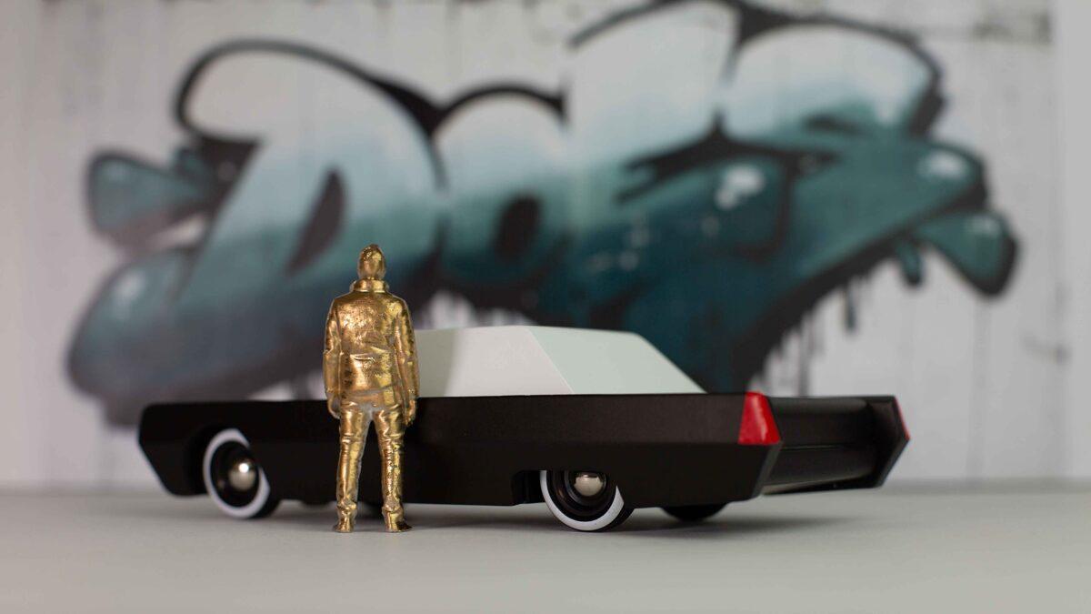 Candylab - Black Sheep koka automašīna