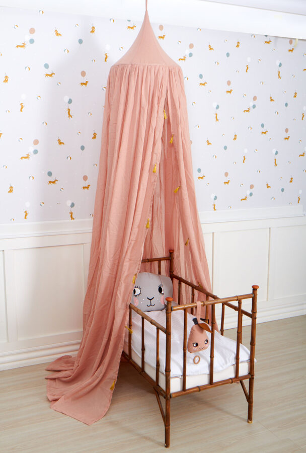 Roommate DK - Baldahīns rozā