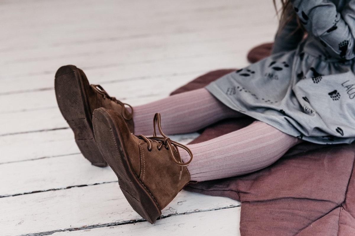 Zeķubikses - Veci rozā