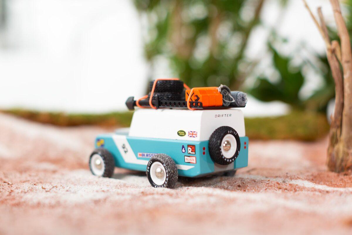 Candylab - Drifter Adventure Rainforest koka automašīna
