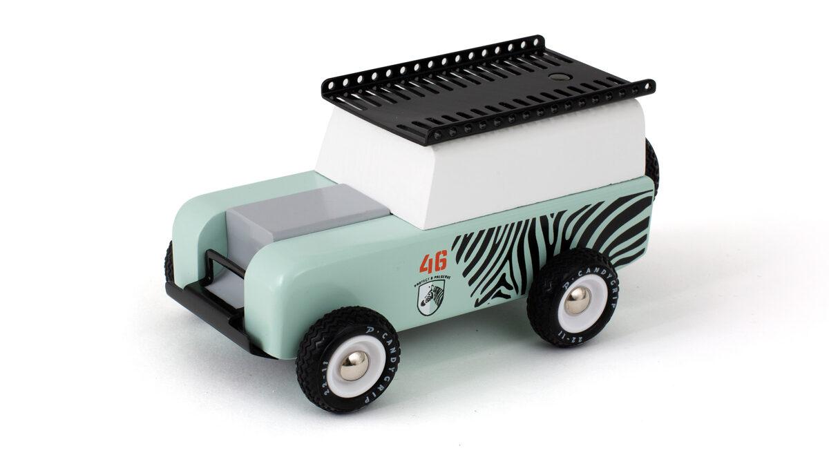 Candylab - Drifter Zebra koka automašīna