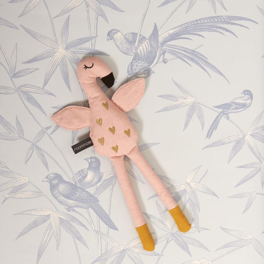 ROOMMATE DK - Mazais flamingo