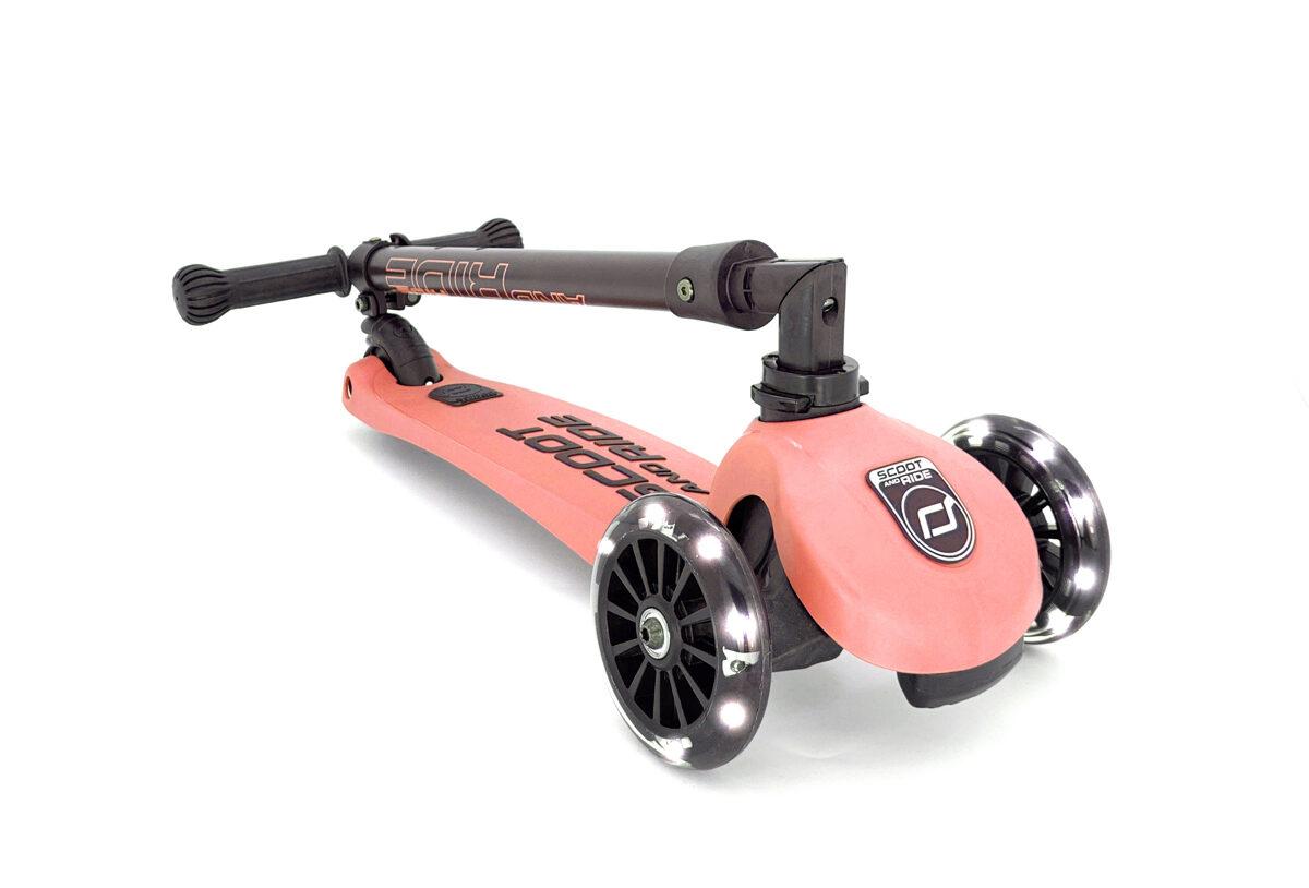 Scoot and Ride - Highwaykick 3 LED persiku
