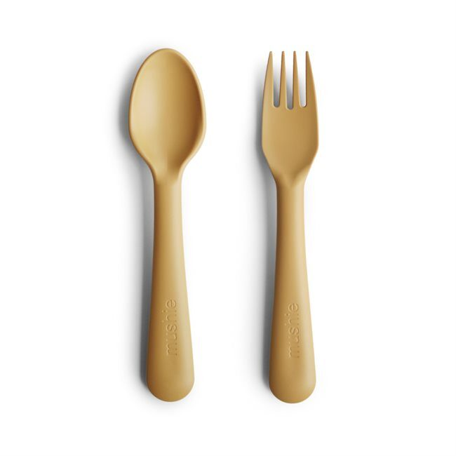 Mushie - galda piederumi / Mustard