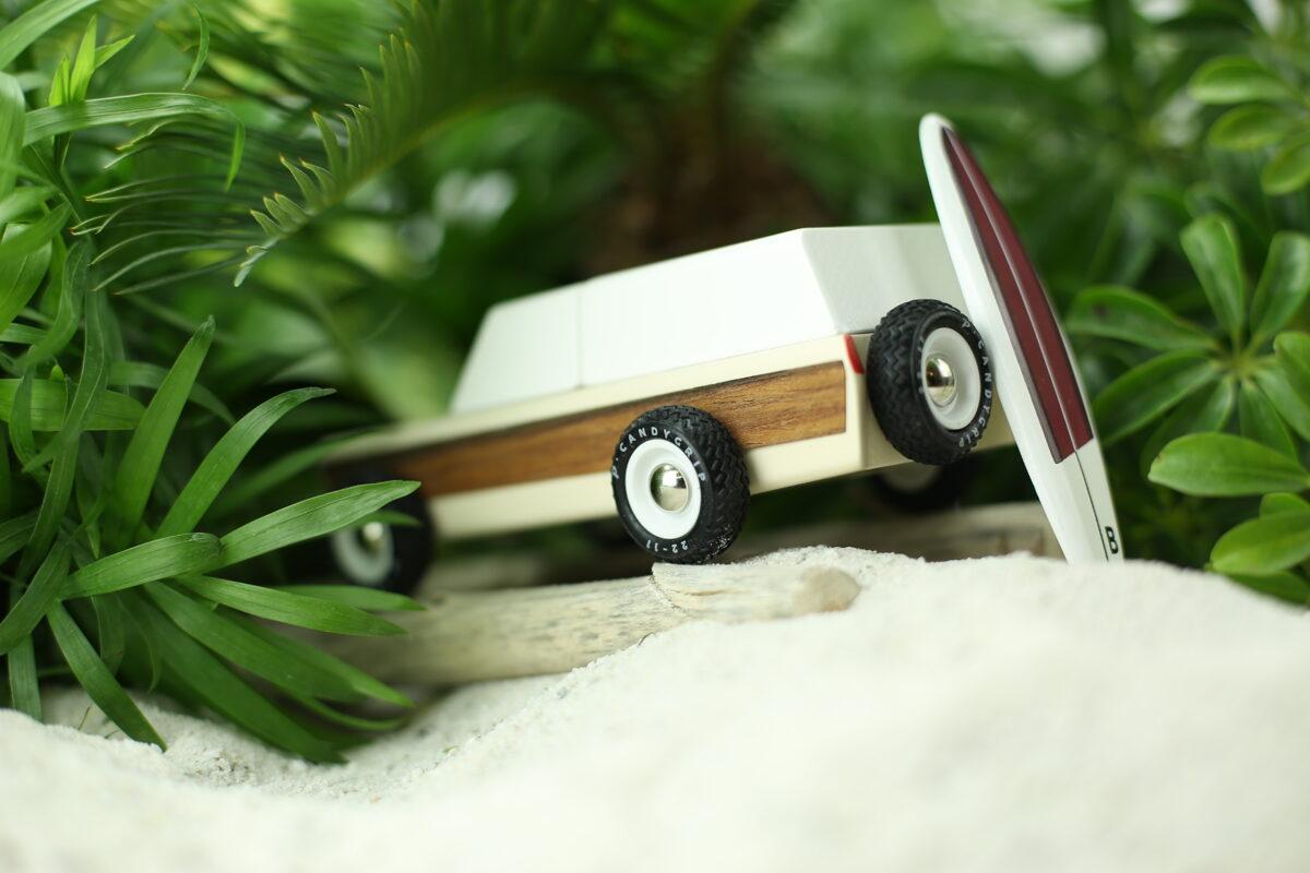 Candylab - Pioneer Yucatan koka automašīna