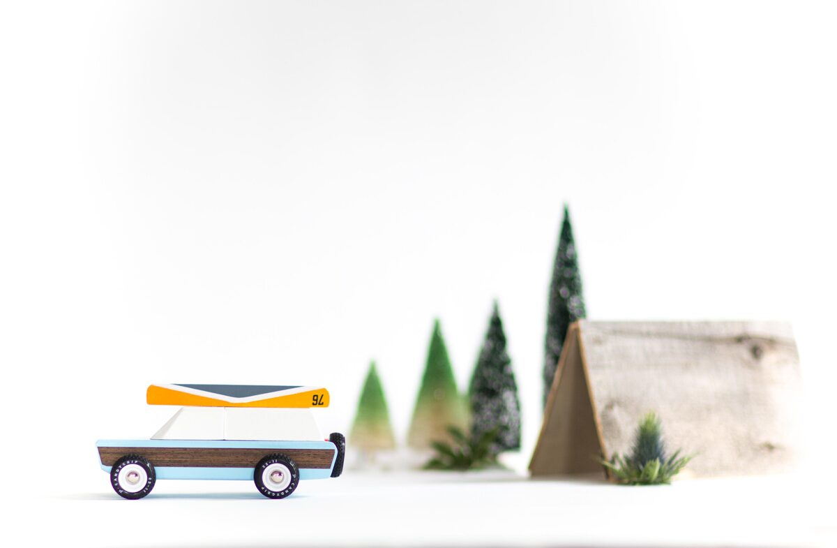 Candylab - Pioneer Classic koka automašīna