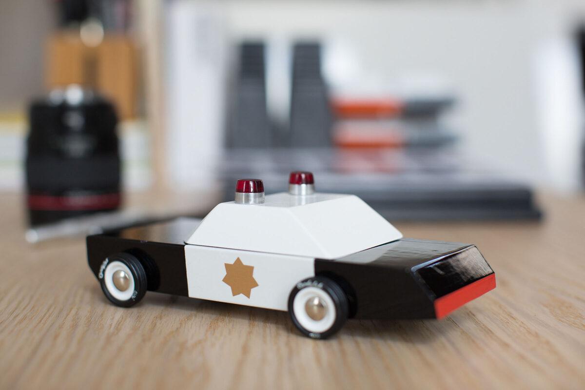Candylab - Police Cruiser koka automašīna