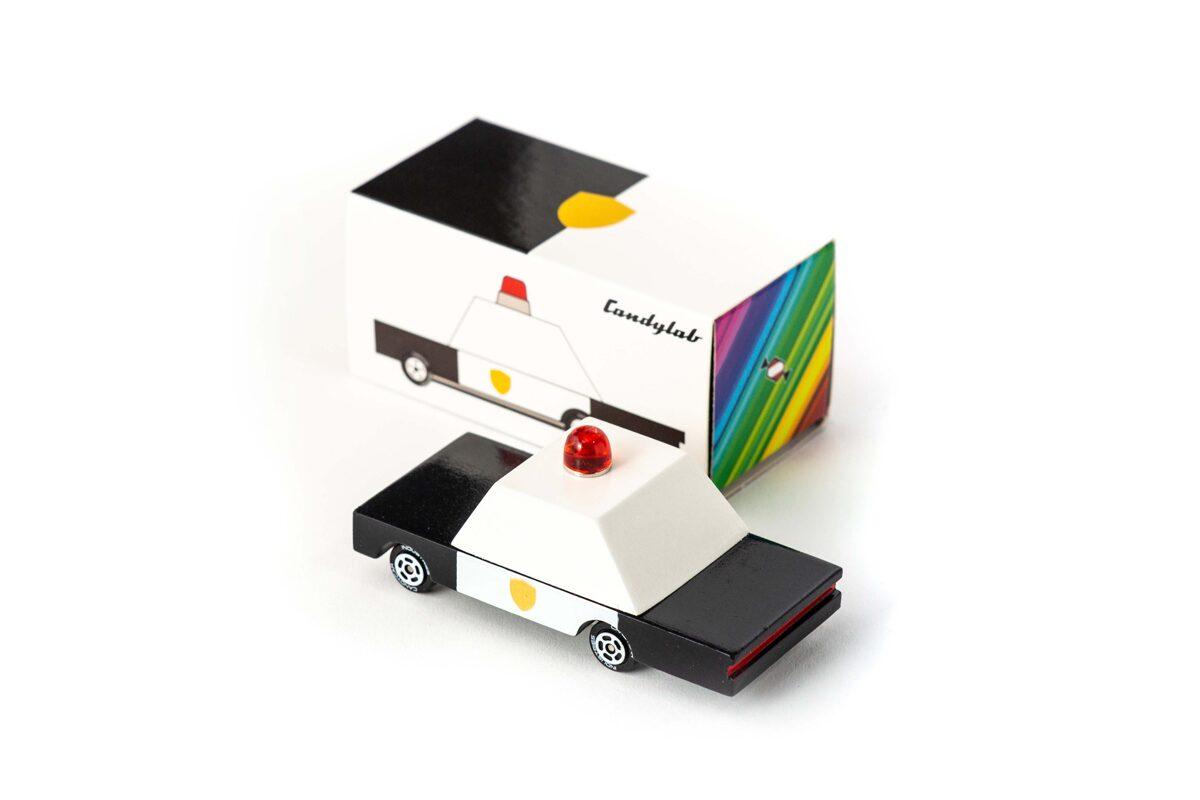Candylab - Police koka automašīna