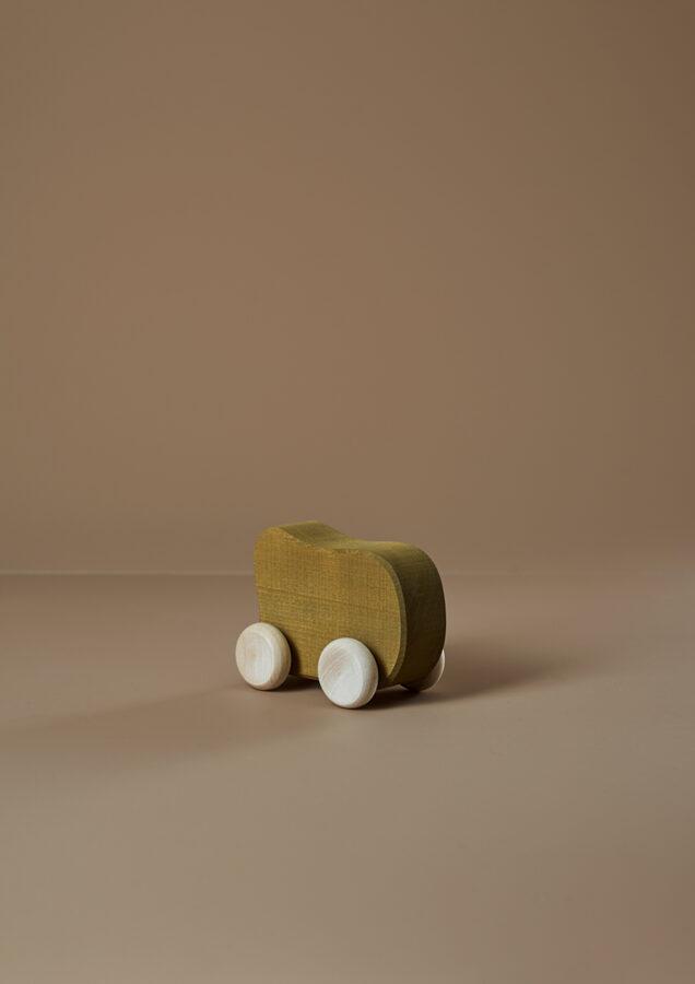 Raduga Grez - koka automašīna (olive)