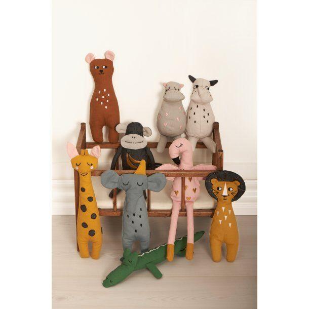 ROOMMATE DK - Mīkstā rotaļlieta Mini Monkey