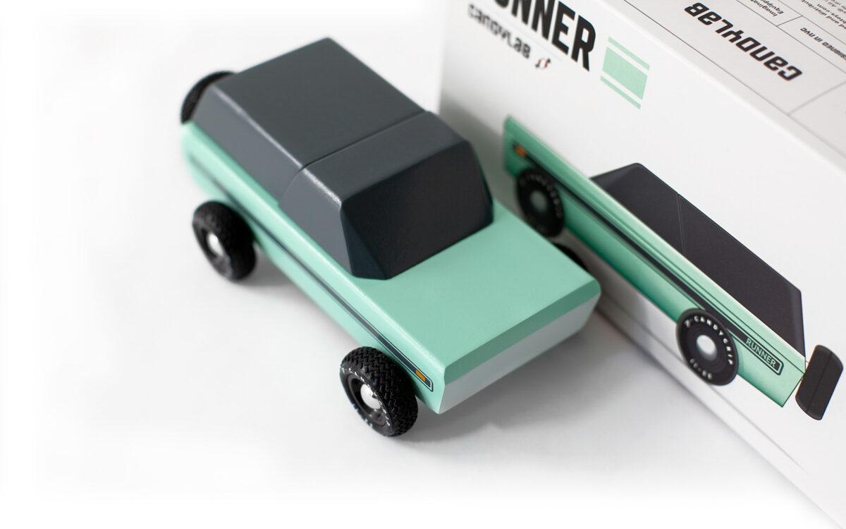 Candylab - Runner koka automašīna