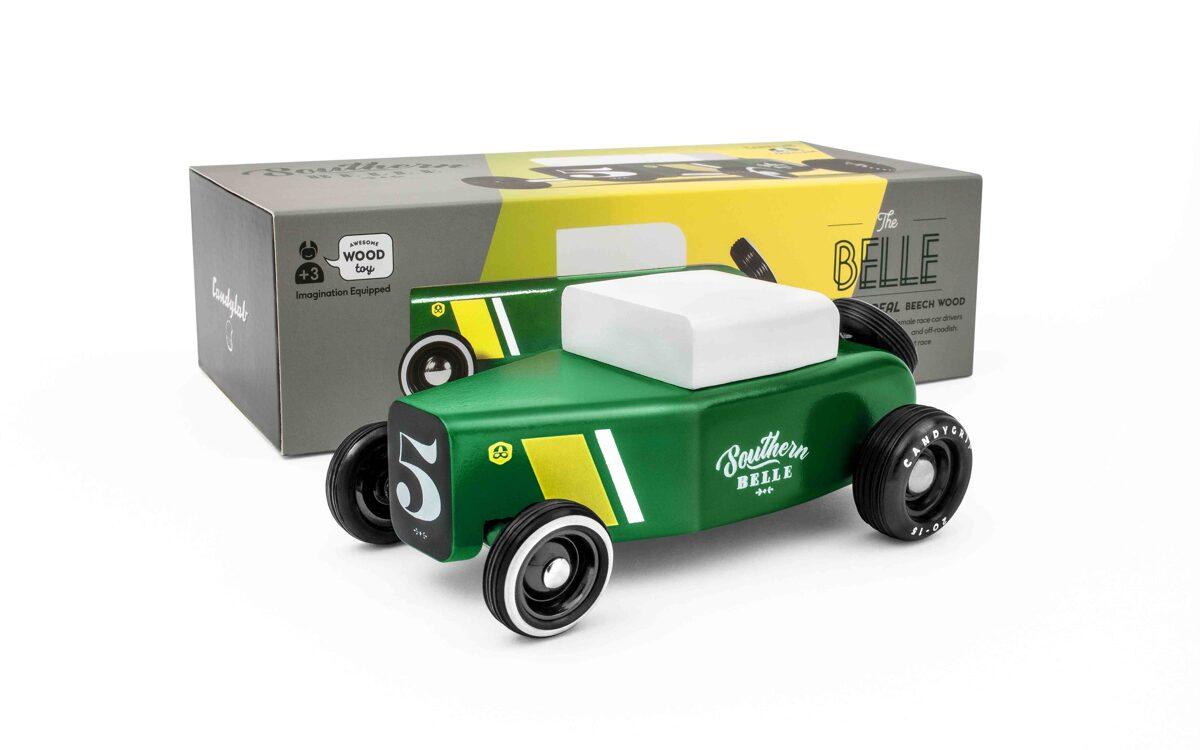 Candylab - Southern Belle koka automašīna [lielā]