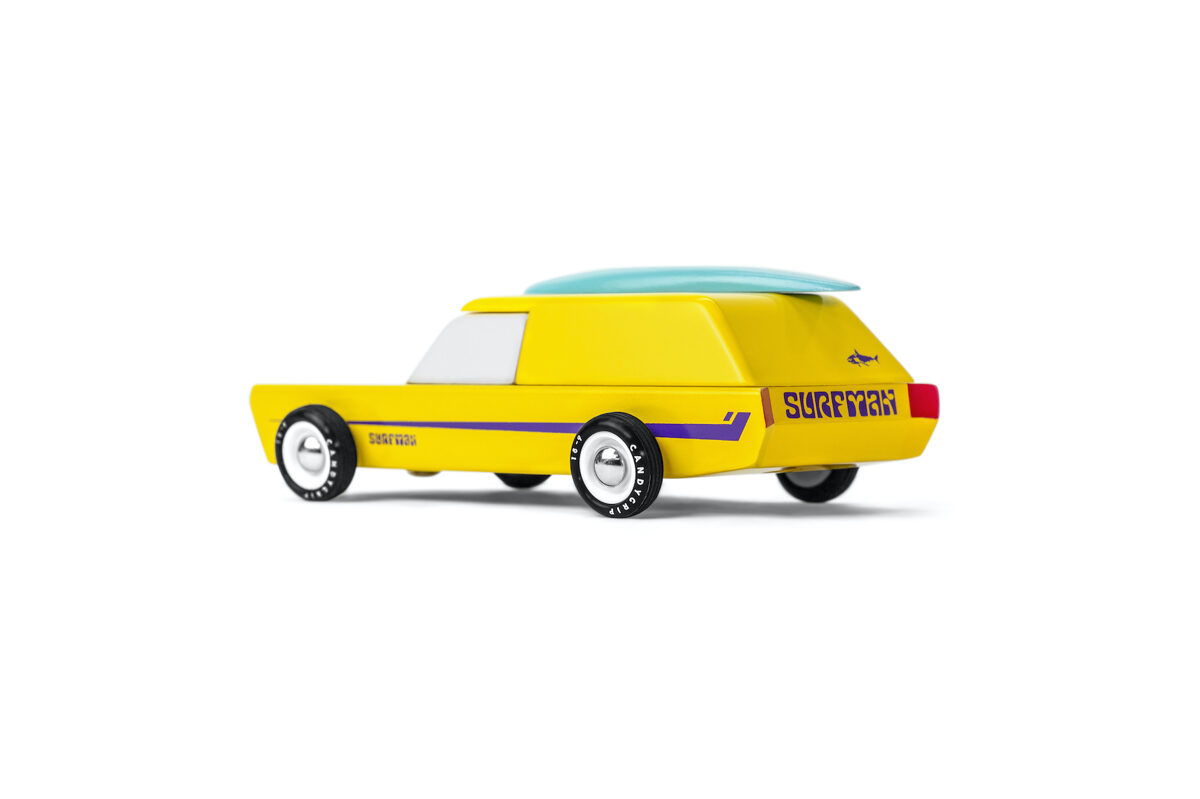 Candylab - Surfman koka automašīna