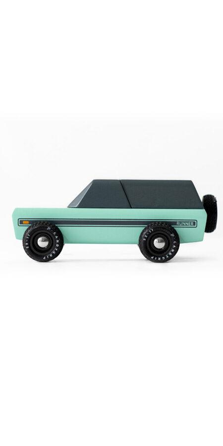 Candylab - Runner koka automašīna [lielā]