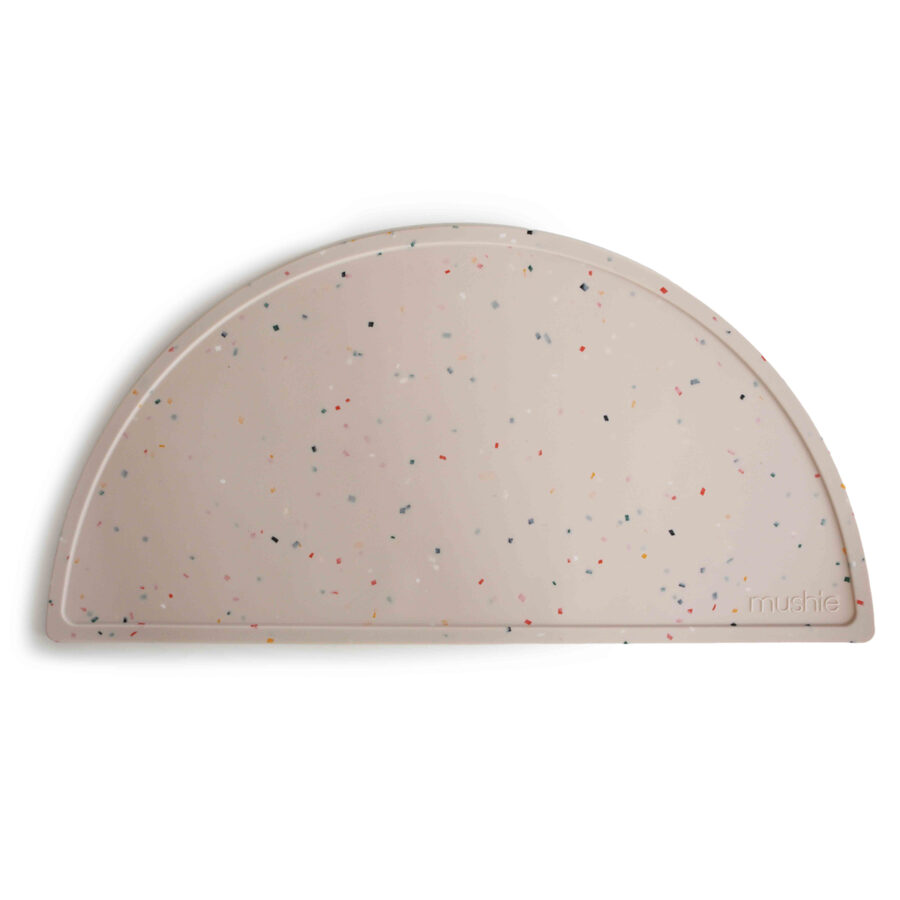 Mushie - silikona paliktnis (Vanilla Confetti)