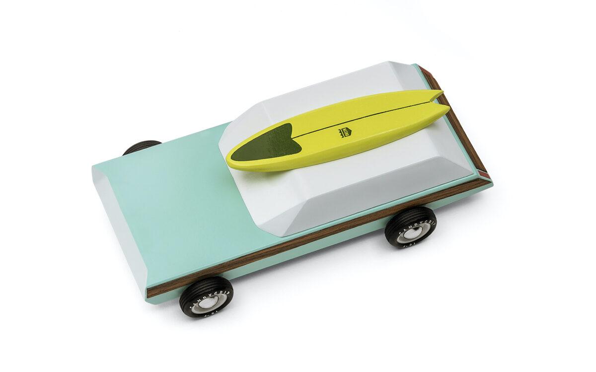 Candylab - Woodie Redux koka automašīna
