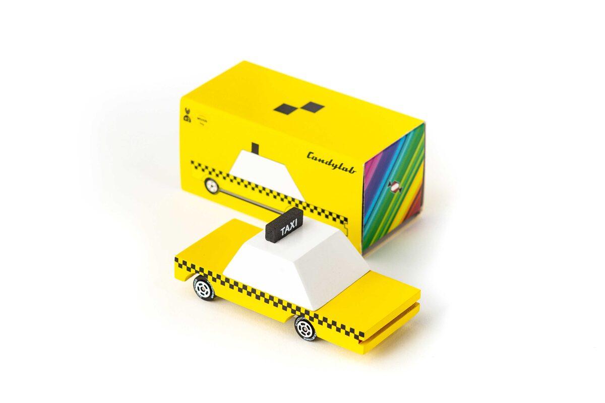 Candylab - Yellow Taxi koka automašīna