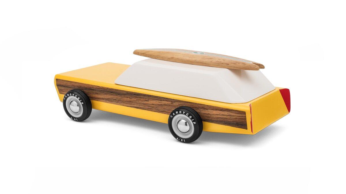 Candylab - Woodie koka automašīna