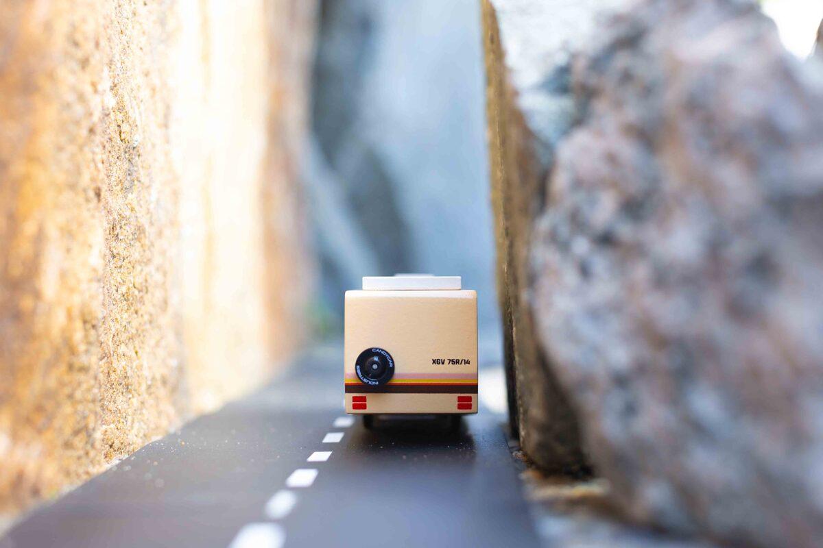 Candylab - Yosemite RV koka automašīna