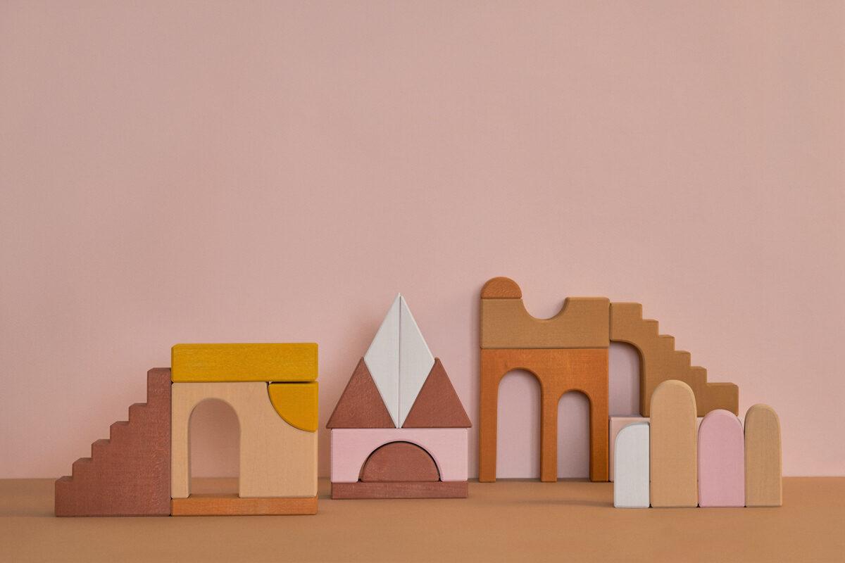 Raduga Grez - Māju būvēšanas komplekts