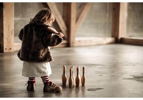 Wooden story koka boulings