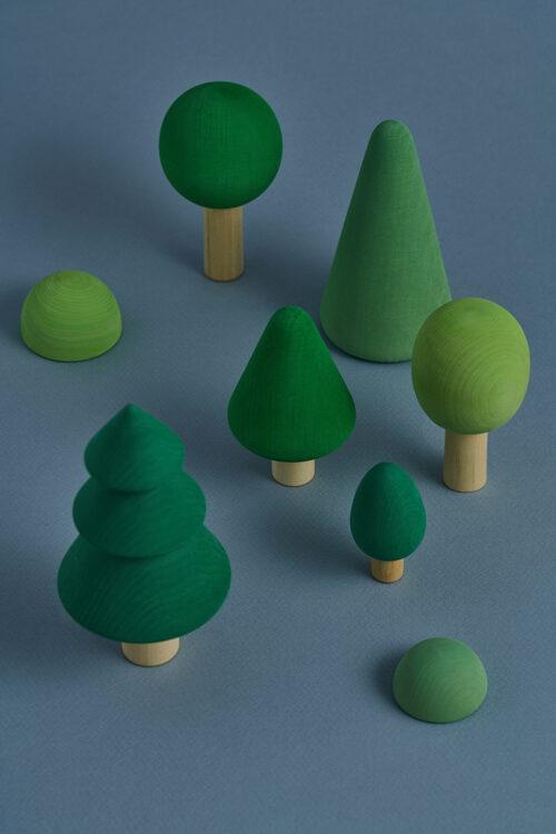 Raduga Grez - Zaļš koka mežs