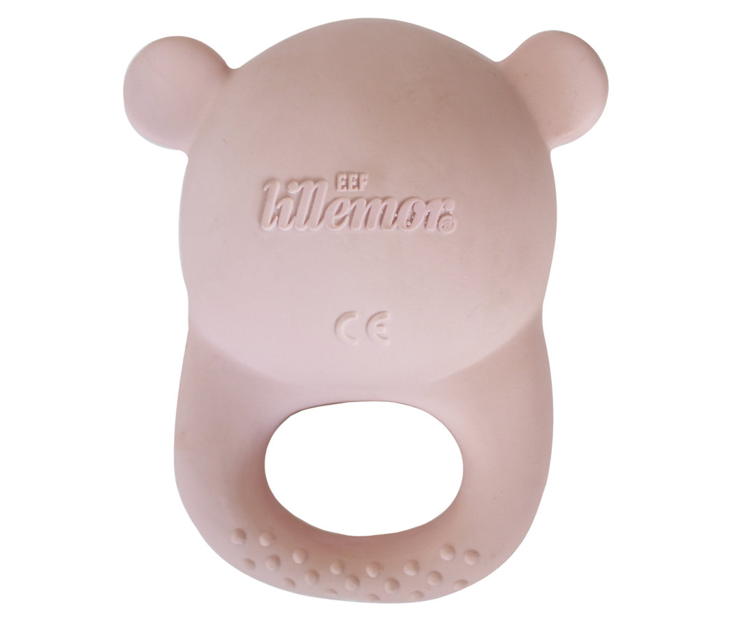 Dabīgas gumijas graužamriņķis - Rozā lācis