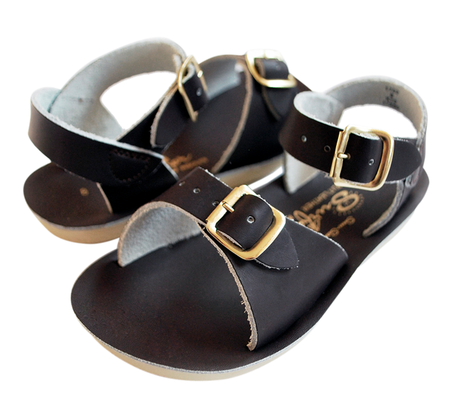 Salt-Water Surfer sandales [Brown]