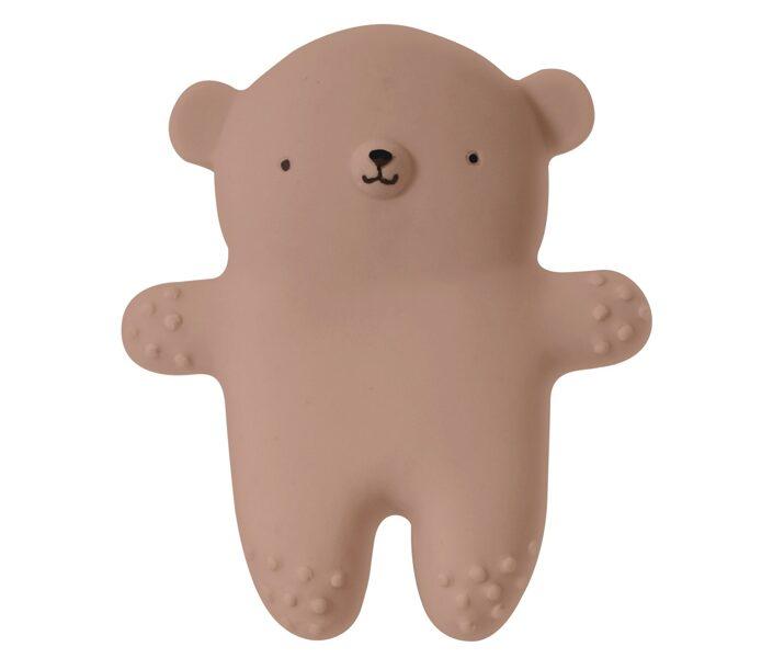 Dabīgas gumijas graužamriņķis - Lācis māla krāsā
