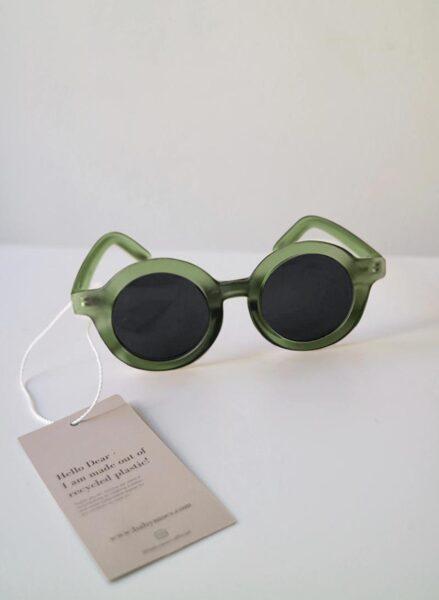 BabyMocs zaļā krāsas saulesbrilles [Green]