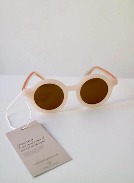 BabyMocs rozā saulesbrilles [Pink]
