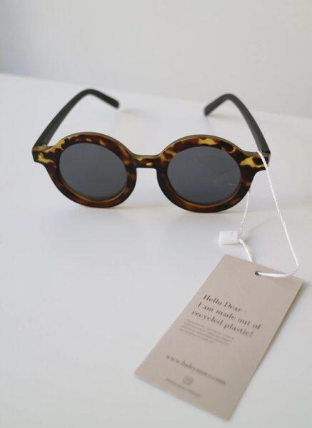 BabyMocs bruņurupuču bruņu krāsas saulesbrilles [Turtle]