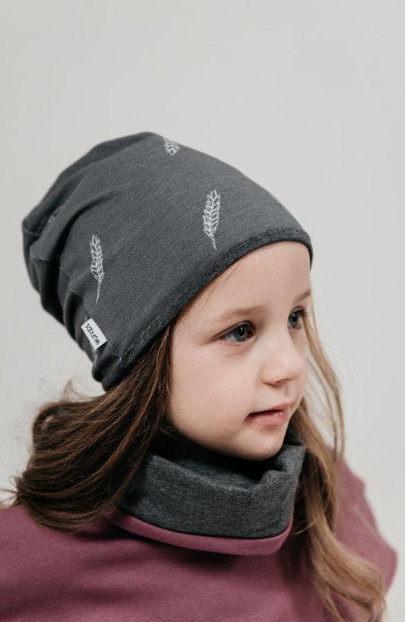 Beanie cepure - vārpiņas