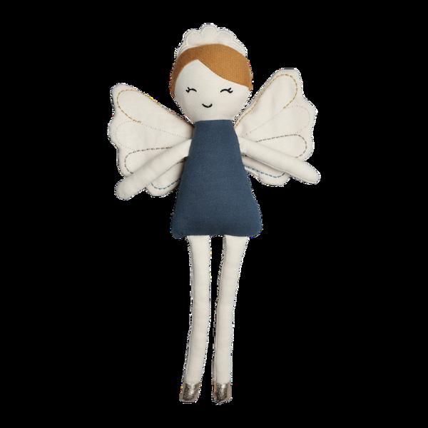Mīkstā rotaļlieta - Fabelab Rainbow Fairy (Varavīksnes Feja)