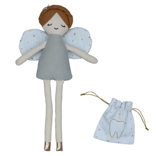 Mīkstā rotaļlieta - Fabelab Tooth Fairy (Zobu Feja)