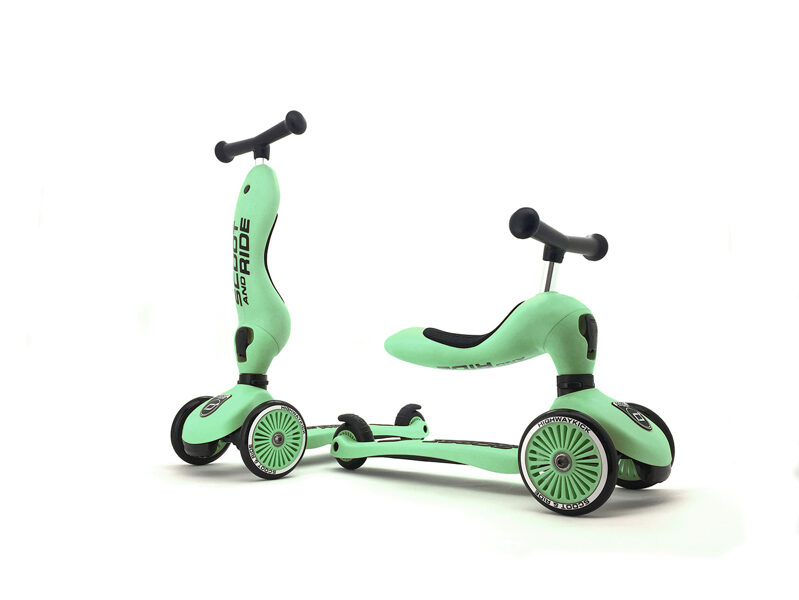 Scoot and Ride - Highway kick 2 in 1 Kiwi