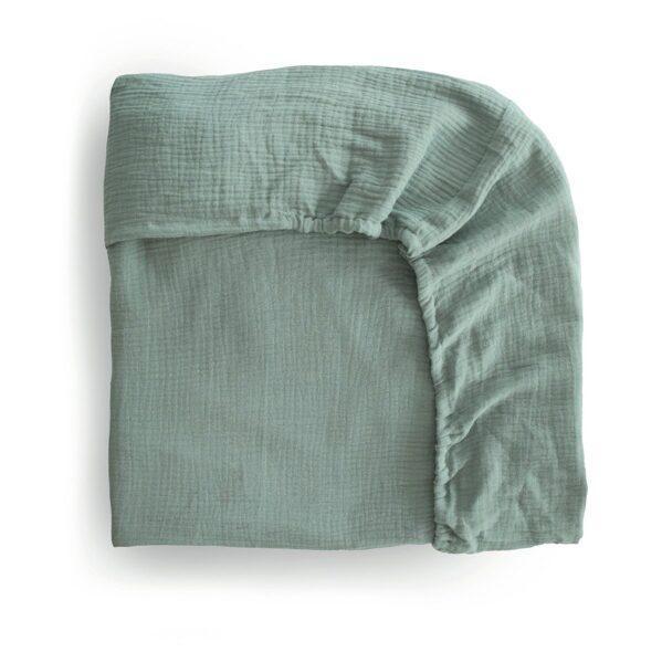 Mushie muslīna paladziņš - Roman Green