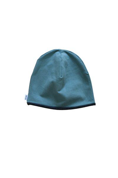 Beanie cepure - Okeāna zila