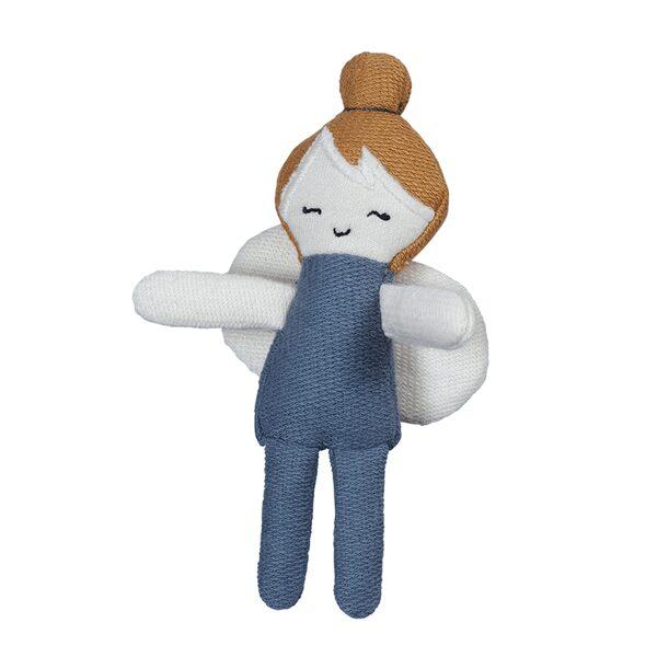 Mīkstā rotaļlieta (mazā) - Fabelab Fairy - Blue Spruce (Feja - Zilā egle)